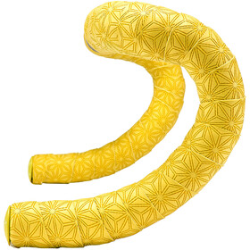 Supacaz Super Sticky Kush Rubans de cintre Starfade, yellow